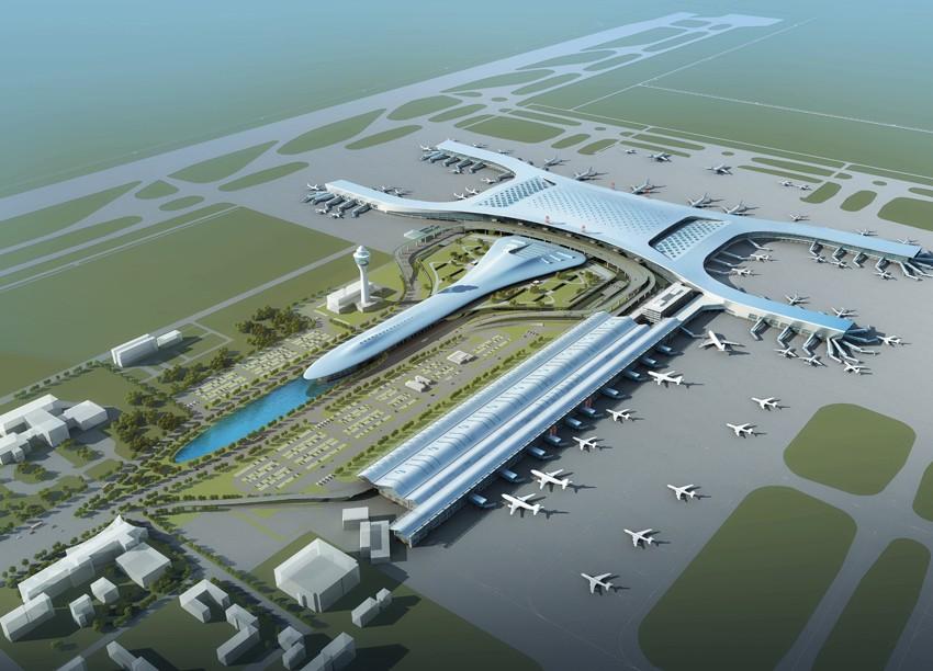 郑州新郑国际机场t2航站楼